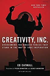 Ed Catmull creativity inc