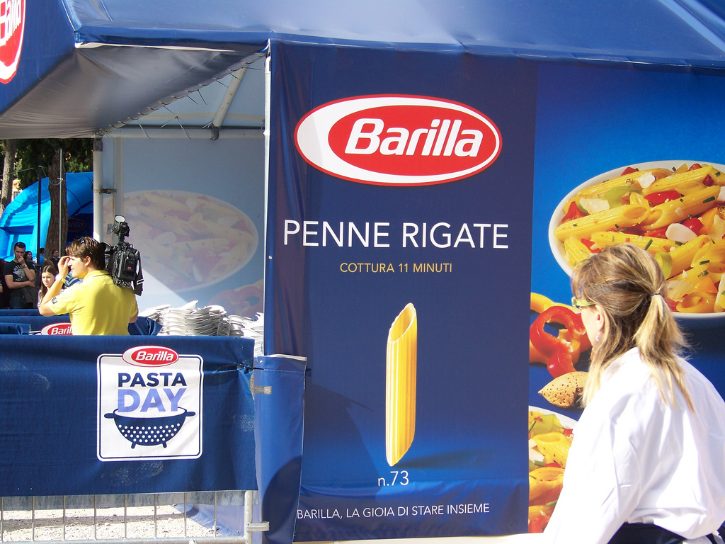 barilla crowdsourcing