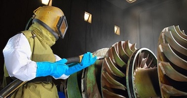 8 different technologies to improve the shot blasting process