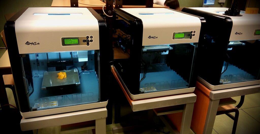 3D printing DYNA