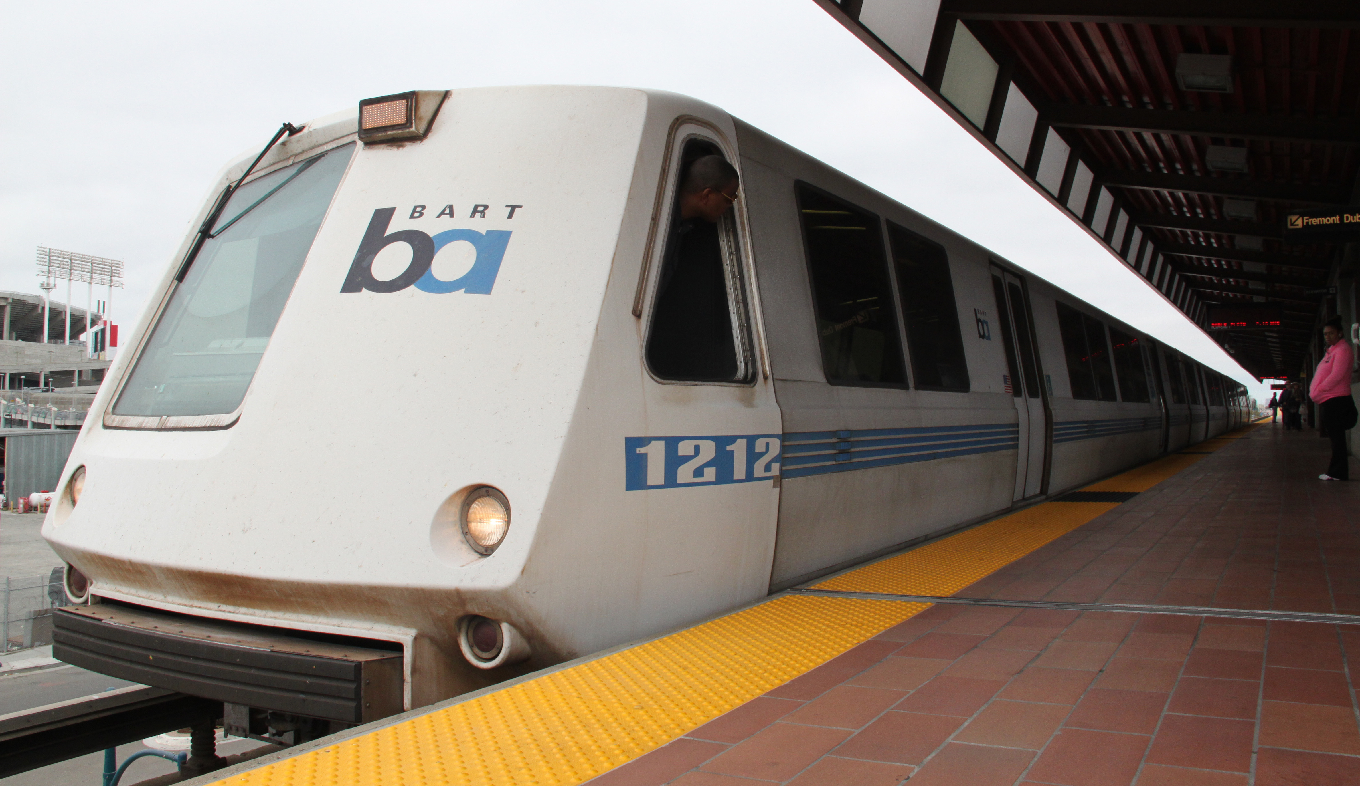 BART San Francisco engineering innovative solution