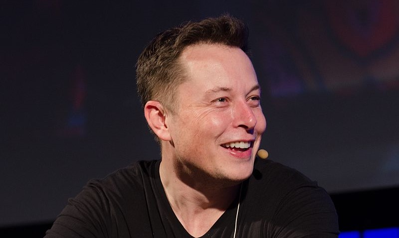 Elon Musk Bio Wednesday
