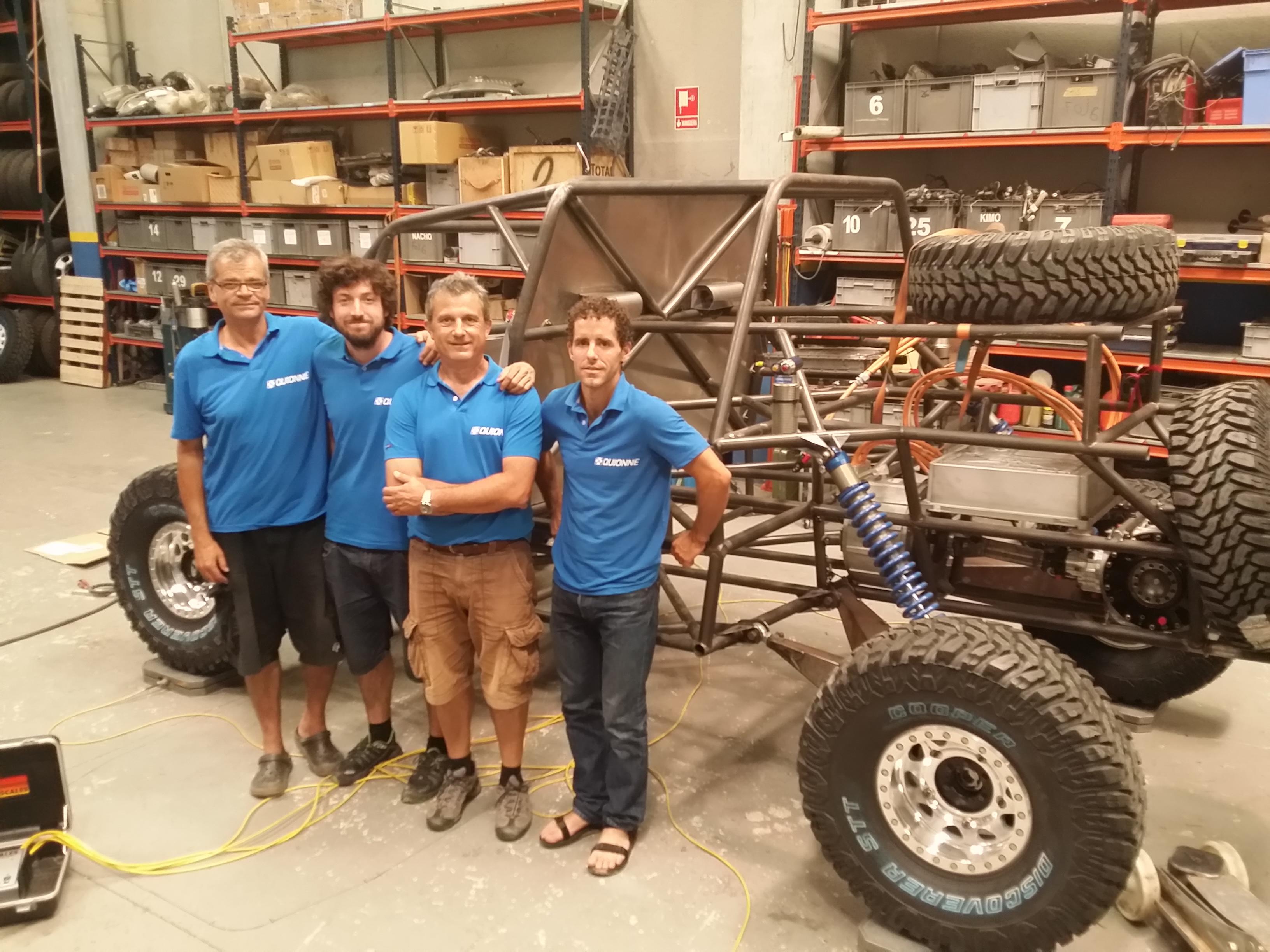 engineering team marcos ruperez