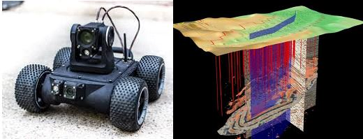 mining innovations 3d mapping