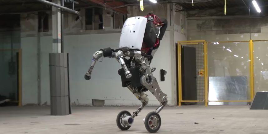 all terrain robots