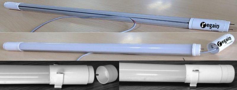 Regain the LED Tube Light - Reckon Green