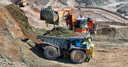 Digital transformation in mining