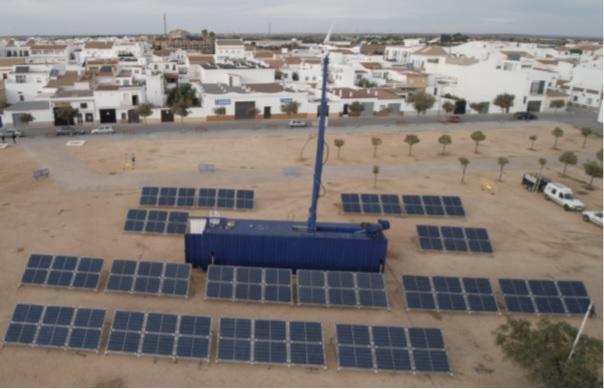 Proyecto Aurora: un sistema ecológico de generación de energía renovable