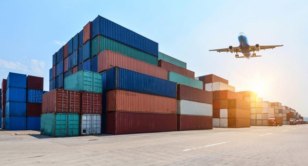 blockchain application in logistics