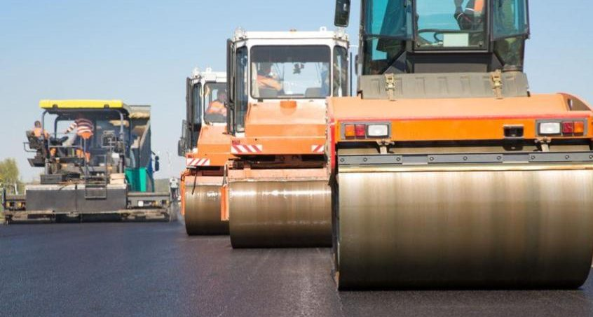 innovative technology for road asphalting