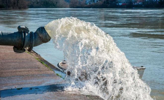 recuperación de agua