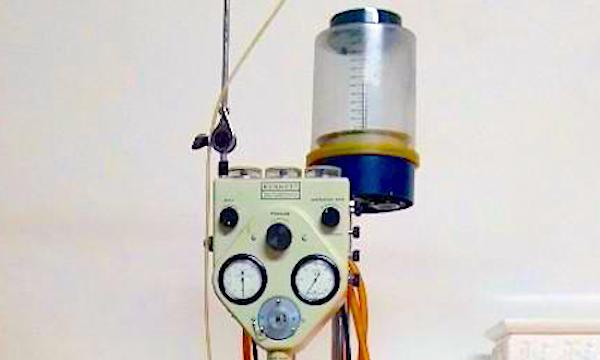 respiradores mecánicos